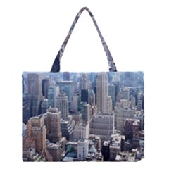 Manhattan New York City Medium Tote Bag