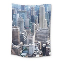 Manhattan New York City Medium Tapestry