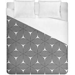 Seamless Weave Ribbon Hexagonal Duvet Cover (california King Size)