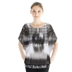 Black And White Hdr Spreebogen Blouse