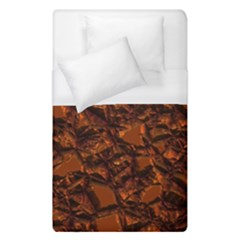 Jagged Stone 2b Duvet Cover (single Size) by MoreColorsinLife