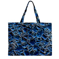 Jagged Stone 2c Medium Tote Bag by MoreColorsinLife
