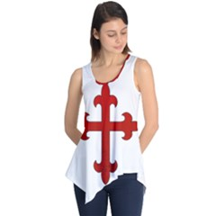 Crusader Cross Sleeveless Tunic