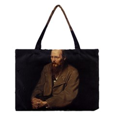 Fyodor Dostoyevsky Medium Tote Bag
