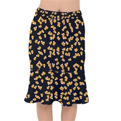 Candy Corn Mermaid Skirt