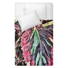 Dreamy Floral 7 Duvet Cover Double Side (single Size)