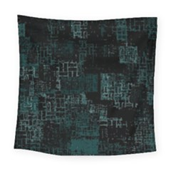 Abstract Art Square Tapestry (large) by ValentinaDesign
