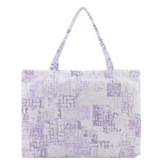 Abstract Art Medium Tote Bag by ValentinaDesign
