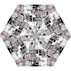 Abstract Art Mini Folding Umbrellas by ValentinaDesign