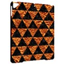 TRIANGLE3 BLACK MARBLE & COPPER FOIL Apple iPad Pro 9.7   Hardshell Case View2