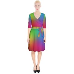 Bright Lines Resolution Image Wallpaper Rainbow Wrap Up Cocktail Dress