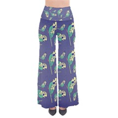 Canaries Budgie Pattern Bird Animals Cute Pants