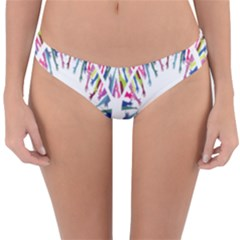 Free Symbol Hands Reversible Hipster Bikini Bottoms by Mariart