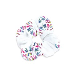 Free Symbol Hands Velvet Scrunchie by Mariart
