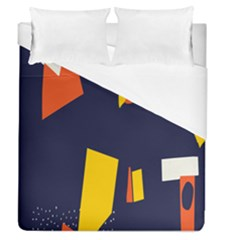 Slider Explore Further Duvet Cover (queen Size)