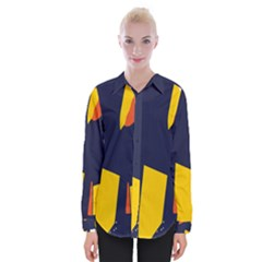 Slider Explore Further Womens Long Sleeve Shirt by Mariart