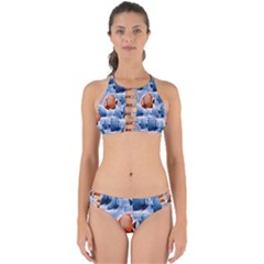 Swim Fish Perfectly Cut Out Bikini Set by Mariart