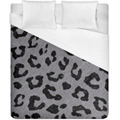 Skin5 Black Marble & Gray Colored Pencil Duvet Cover (california King Size) by trendistuff