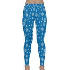 Xmas Pattern Classic Yoga Leggings
