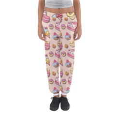Sweet Pattern Women s Jogger Sweatpants