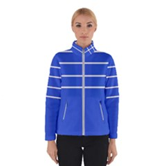 Stripes Pattern Template Texture Blue Winterwear