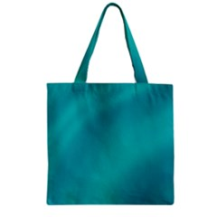 Background Image Background Colorful Zipper Grocery Tote Bag