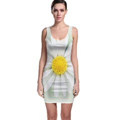 Art Daisy Flower Art Flower Deco Bodycon Dress by Nexatart