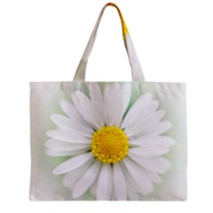 Art Daisy Flower Art Flower Deco Zipper Mini Tote Bag