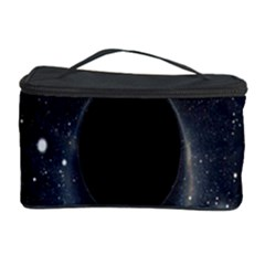Brightest Cluster Galaxies And Supermassive Black Holes Cosmetic Storage Case by Mariart