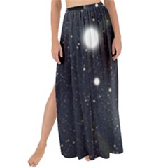 Brightest Cluster Galaxies And Supermassive Black Holes Maxi Chiffon Tie Up Sarong