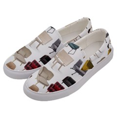 Furnitur Chair Men s Canvas Slip Ons by Mariart