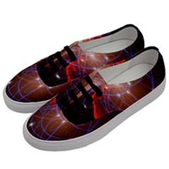 Highest Resolution Version Space Net Men s Classic Low Top Sneakers by Mariart