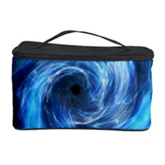 Hole Space Galaxy Star Planet Cosmetic Storage Case by Mariart