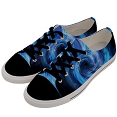 Hole Space Galaxy Star Planet Men s Low Top Canvas Sneakers by Mariart