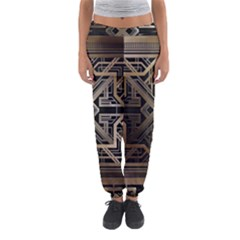 Art Nouveau Women s Jogger Sweatpants