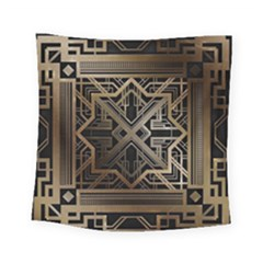 Art Nouveau Square Tapestry (small)