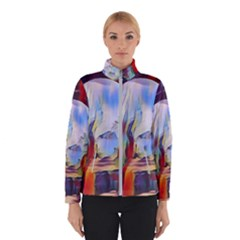 Abstract Tunnel Winterwear by 8fugoso