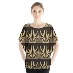 Art Deco Blouse by 8fugoso
