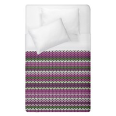 Winter Pattern 2 Duvet Cover (single Size) by tarastyle