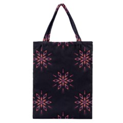 Winter Pattern 12 Classic Tote Bag by tarastyle