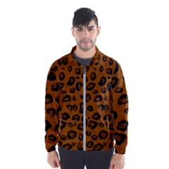 Dark Leopard Wind Breaker (men) by TRENDYcouture