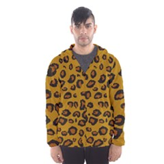 Classic Leopard Hooded Wind Breaker (men) by TRENDYcouture