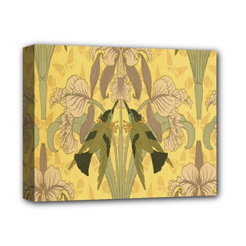 Art Nouveau Deluxe Canvas 14  X 11  by 8fugoso