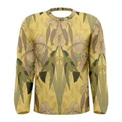 Art Nouveau Men s Long Sleeve Tee by 8fugoso