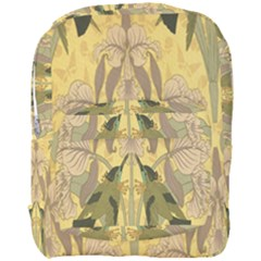 Art Nouveau Full Print Backpack by 8fugoso