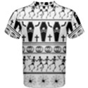 Halloween pattern Men s Cotton Tee View1