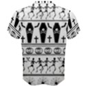 Halloween pattern Men s Cotton Tee View2