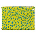Blue Yellow Space Galaxy Apple iPad Mini Hardshell Case View1
