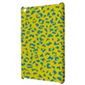 Blue Yellow Space Galaxy Apple iPad Mini Hardshell Case View3