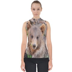 Baby Bear Animals Shell Top